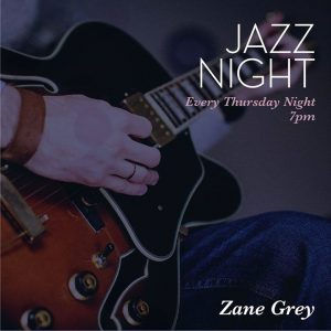Jazz Night @ Weatherford Hotel Flagstaff   Flagstaff   AZ   United States