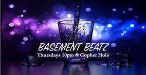 Basement Beatz & All Day Happy Hour @ Weatherford Hotel Flagstaff | Flagstaff | AZ | United States